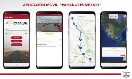 """Lanza Canacar """"Paradores México"""""""