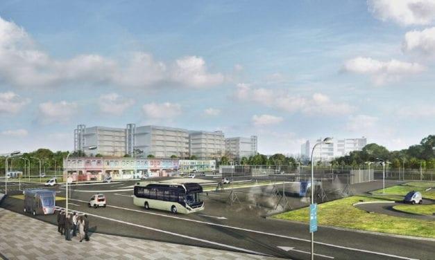 Arranca Volvo pruebas de buses autónomos eléctricos