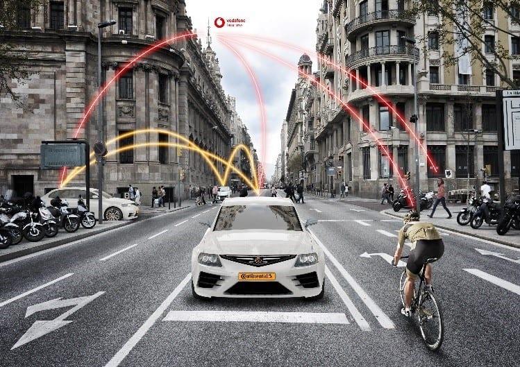 Teléfonos, ruedas y sensores por la seguridad vial