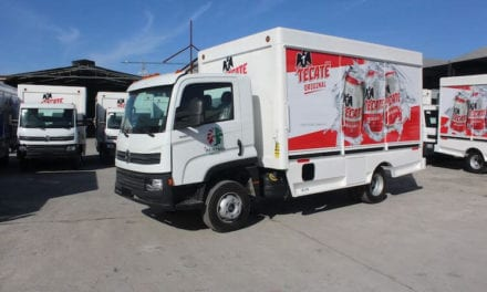 Con 55 unidades Delivery crece la flota de Heineken