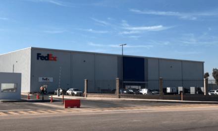 Instala FedEx punto de enlace estratégico en Mexicali