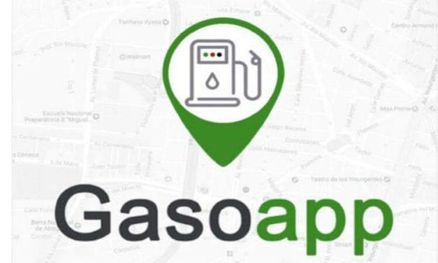 Relanza gobierno federal aplicación para abasto de gasolina