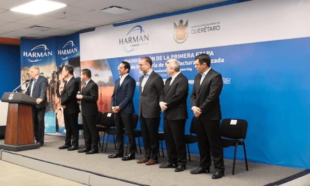Abre Harman centro de ingeniería avanzada en Querétaro