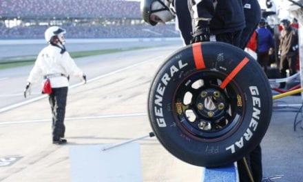 Firma General Tire un acuerdo con NASCAR