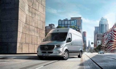 Soluciones ilimitadas con la nueva Sprinter de Mercedes-Benz