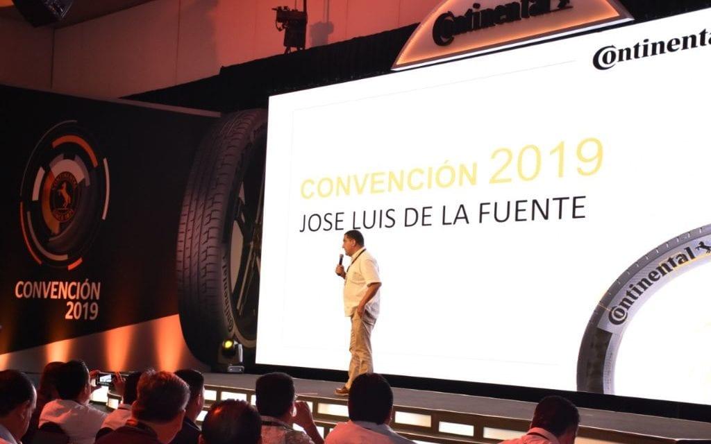 Nuevo líder en Continental Tire México