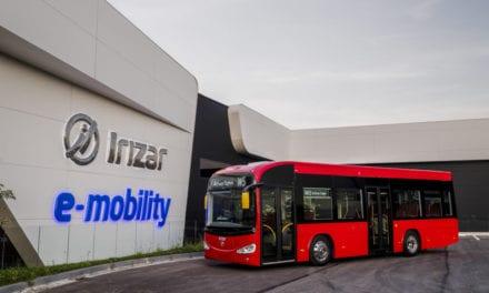 Amplía Irizar la flota de autobuses eléctricos en Luxemburgo