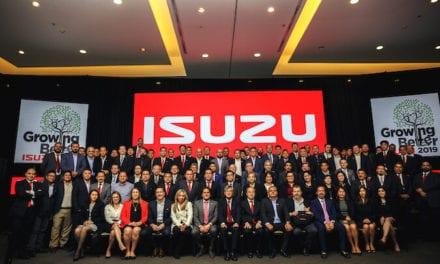 Isuzu no baja la guardia en 2019