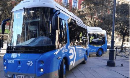 Avanza Madrid en movilidad eléctrica