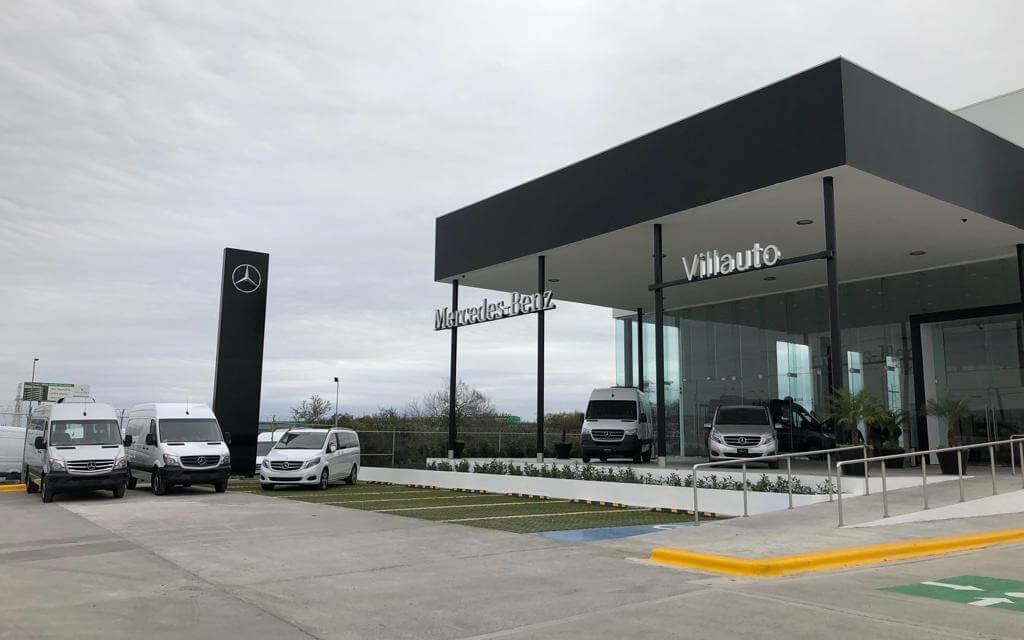 Sigue el crecimiento de Mercedes-Benz Vanes