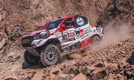 BFGoodrich consigue su 15ª victoria en Dakar