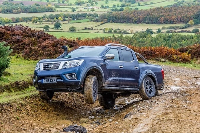 "NP300 Frontier OFF-ROADER AT32, la mejor ""Off Road»"