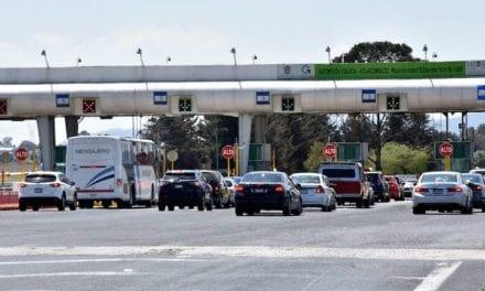 Actualizan tarifas de peaje en autopistas del Edomex