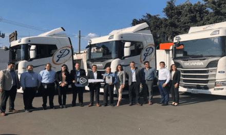 Transportes Potosinos se suma a la nueva generación de camiones Scania