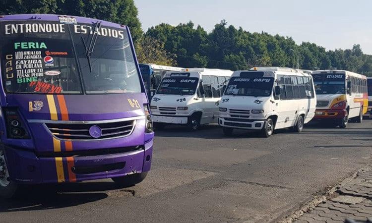 Plantea Puebla proyecto integral de transporte público
