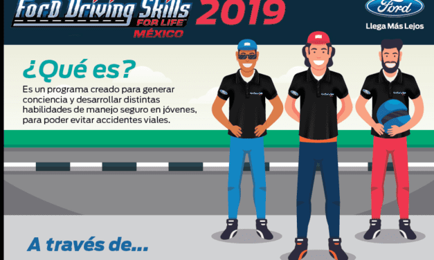 Arranca Ford Driving Skills For Life en Sonora