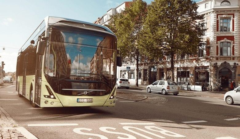 Volvo 7900 Electric, listo para rodar el conocimiento