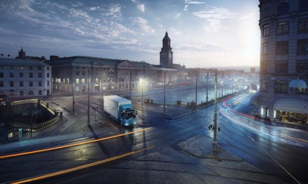 Va Volvo Group por carga eléctrica inalámbrica