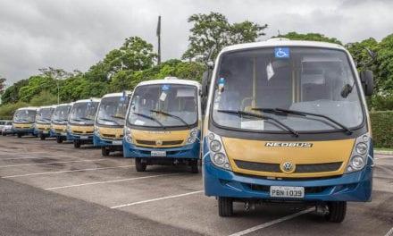 90 autobuses VW para asistencia social