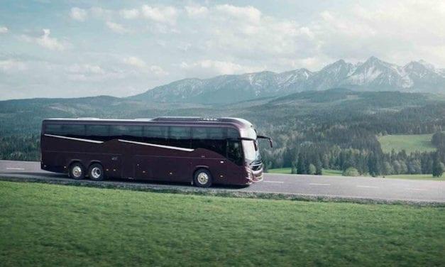Reconocen al Volvo 9000 en España