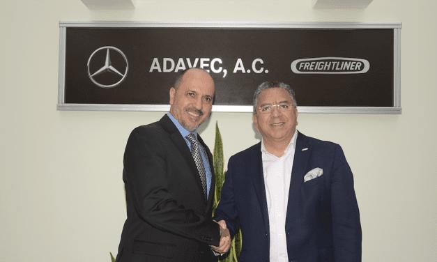 Cambio al volante de ADAVEC