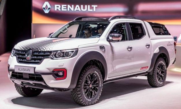 Alaskan Ice, la apuesta europea de  Renault