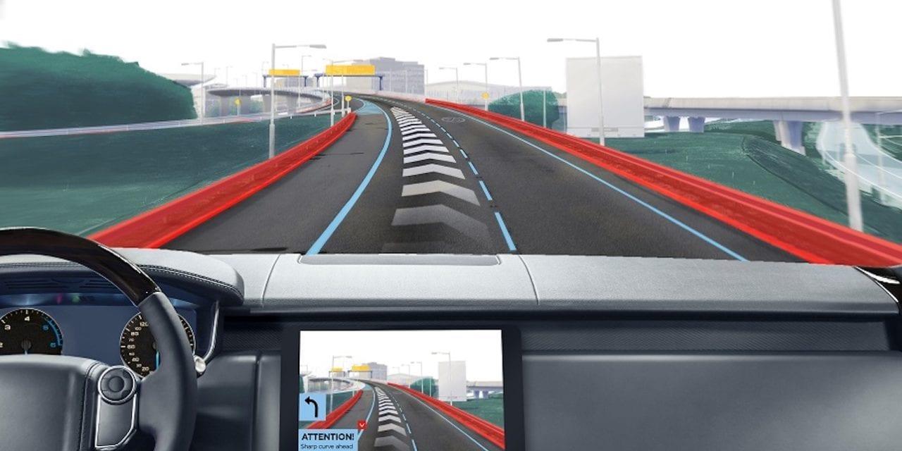 Revelan el primer mapa HD para conducción autónoma