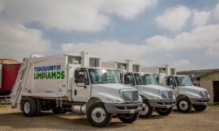 Estrena Tijuana camiones recolectores de basura
