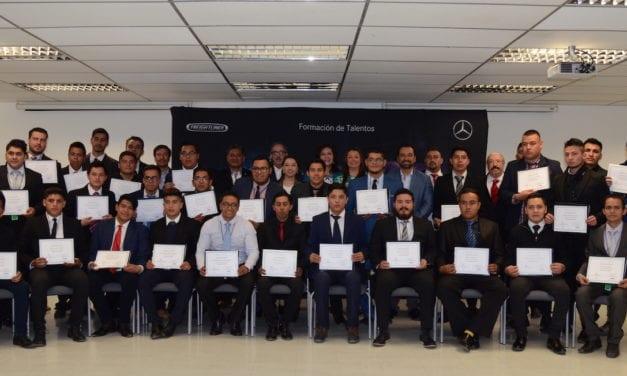 Potencializa Daimler formación de talentos