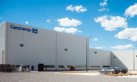 Inaugura Gestamp planta de autopartes en SLP
