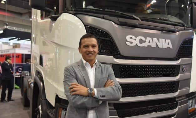 Tecnología y servicio diferenciado ofrece Scania
