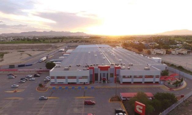 Planta Cd. Juárez, ejemplo Cummins de sustentabilidad