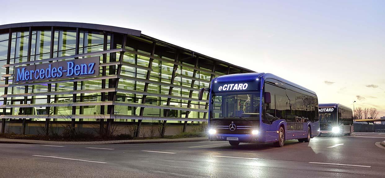 Innovaciones que impulsan liderazgo de Mercedes-Benz