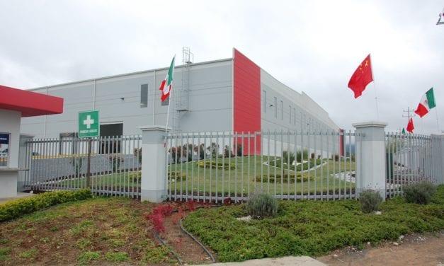 Arranca operaciones planta china de autopartes en NL