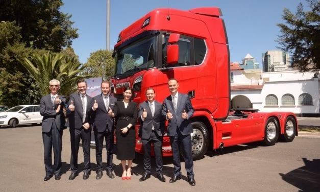 Acelera Scania crecimiento en ventas y servicio en 2019