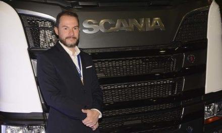 Busca Scania espacio en sector logístico