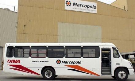 Spectrum, el resultado de la alianza Marcopolo y Dina
