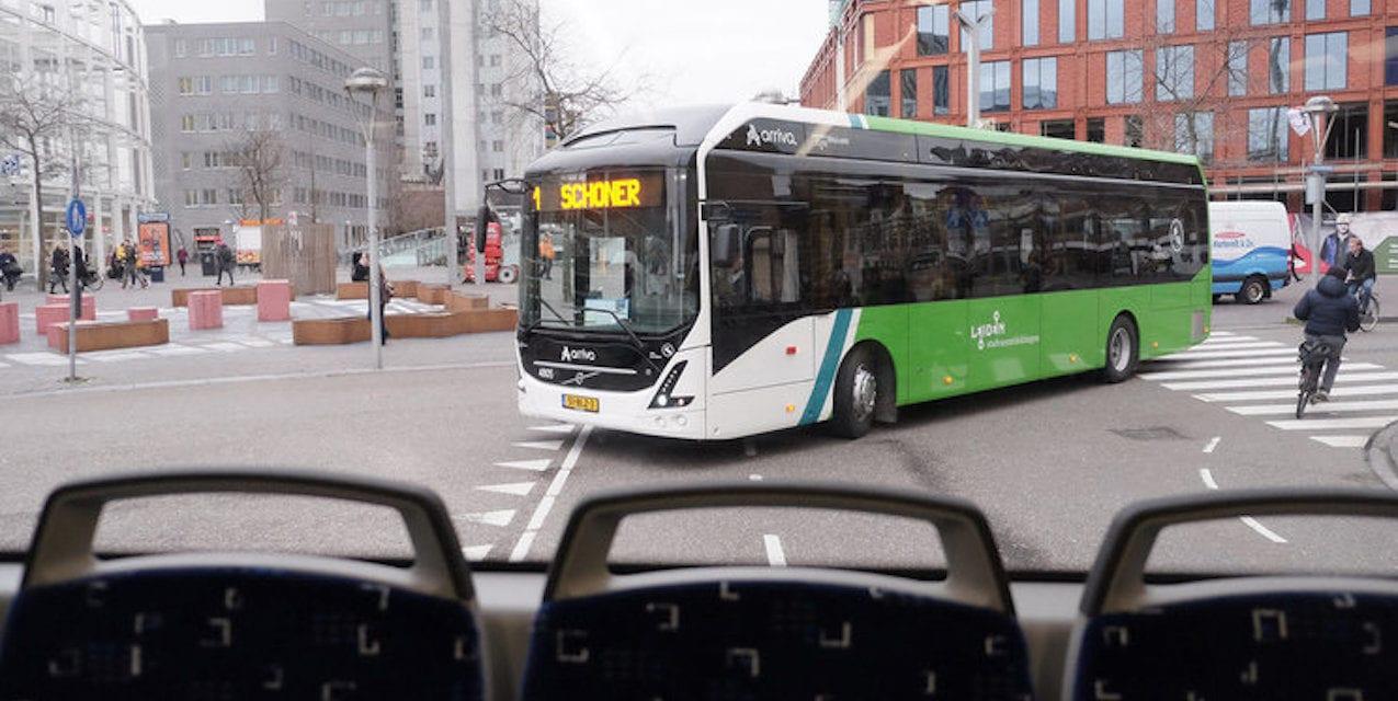 Autobuses eléctricos Volvo listos para rodar en Países Bajos