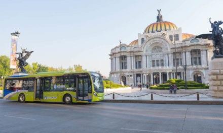 Conoce los autobuses Volvo Access que circularán en la CDMX