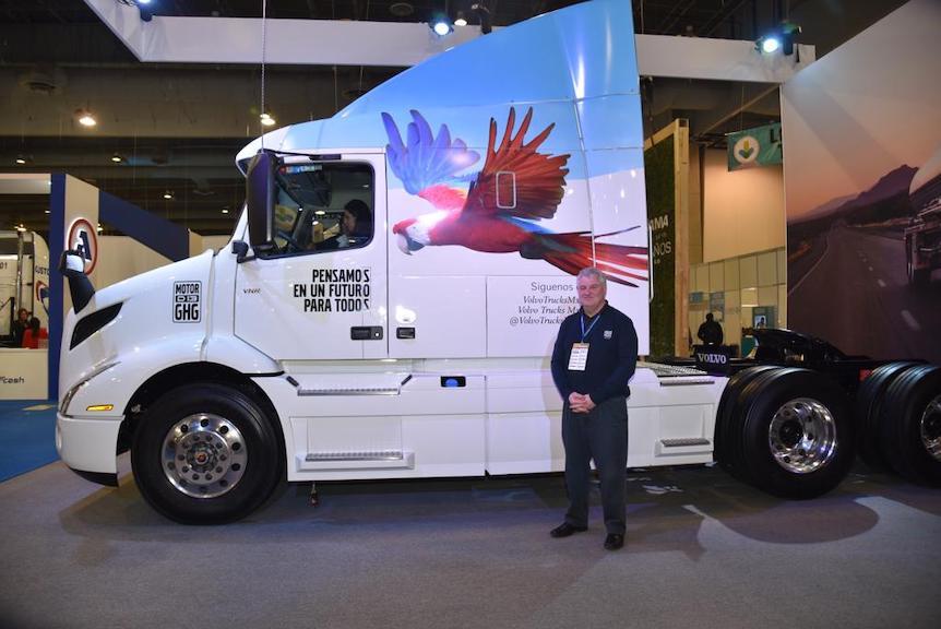 Da Volvo un paso de gigante con el motor D13 GHG