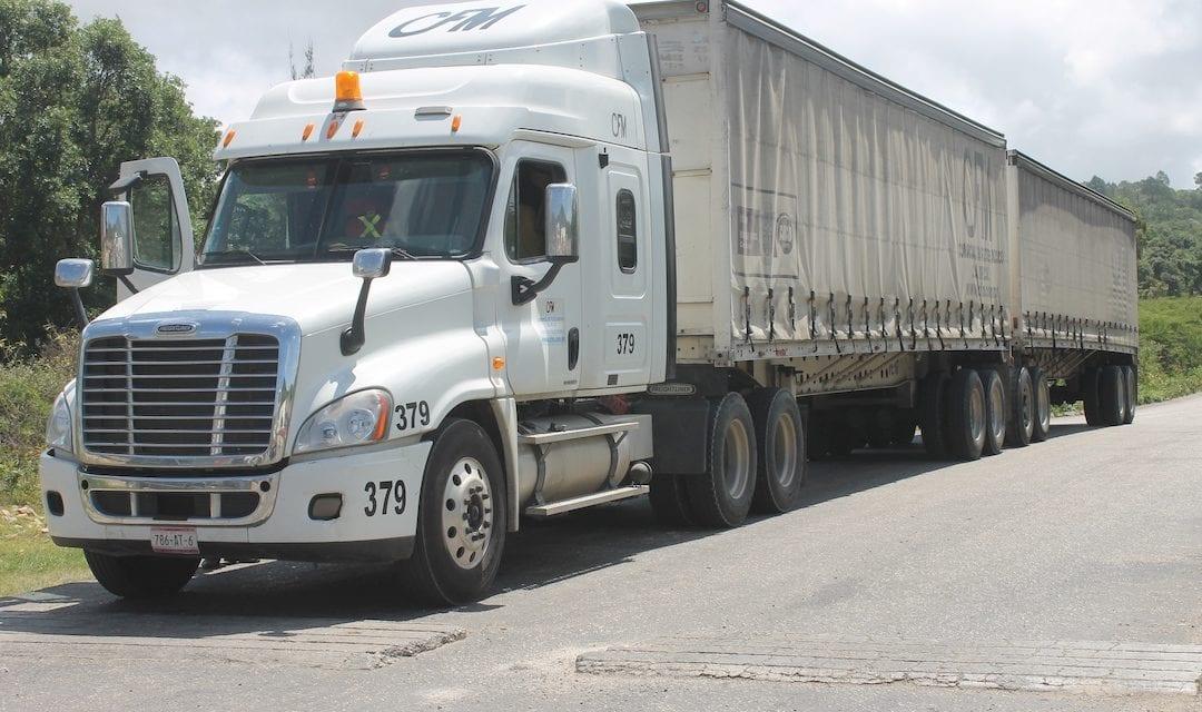 Análisis de FTR confirma un excedente de tonelaje en comercio con México