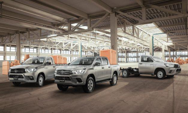 8 mil 148 unidades coloca Toyota en febrero