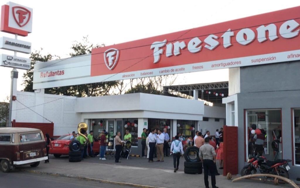 Fortalece Bridgestone su presencia en el sur del país