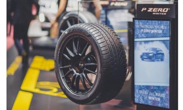Pirelli lanza el P Zero Winter