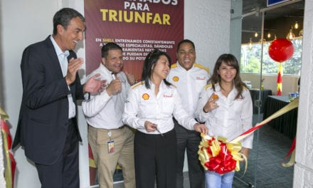Abre Shell Centro de Entrenamiento de Retail