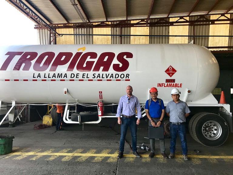 Vipal Tropigas-Magazzine del Transporte