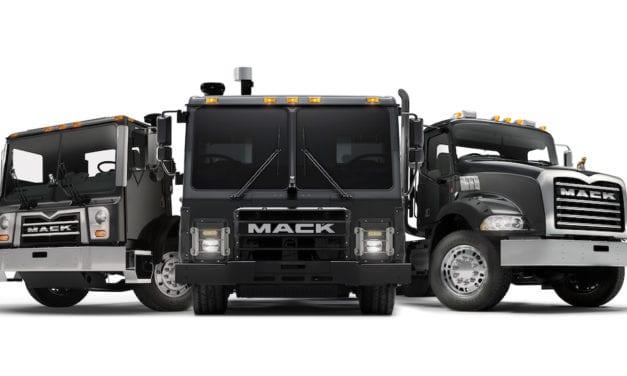Presentará Mack el camión eléctrico LR