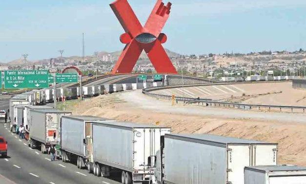 Solicita Chihuahua detener estrangulamiento fronterizo