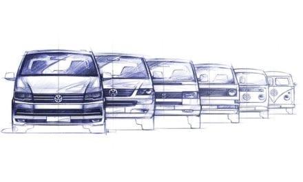 Presenta VWVC la nueva Transporter 6.1