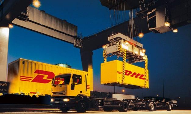 DHL incrementa envíos por emergencia sanitaria